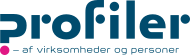 Profiler logo with payoff