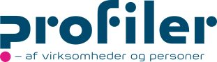 Profiler.dk logo with payoff